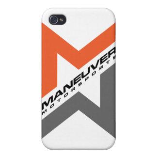 ManeuverMotorsports iPhone 4 case