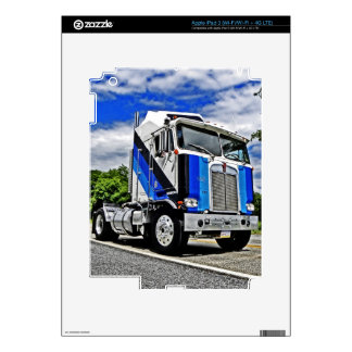 Maney's Aerodyne Cabover Tablet Skin Decal For iPad 3