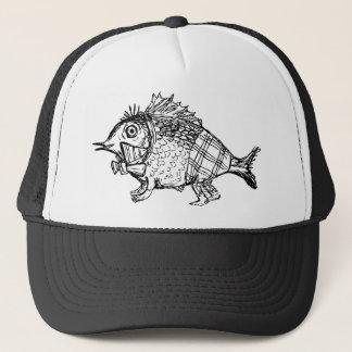 ManFish Trucker Hat