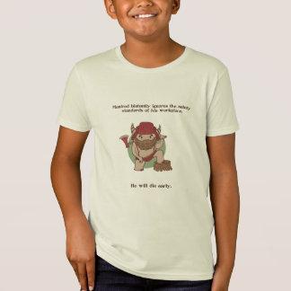 Manfred the Irresponsible Lumberjack T-Shirt