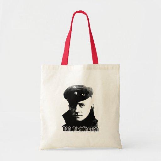 Manfred Von Richthofen Bolsa Tela Barata