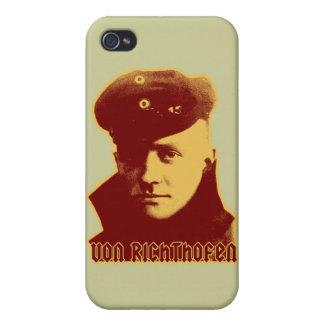 Manfred Von Richthofen - color iPhone 4 Cover