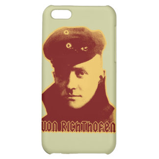 Manfred Von Richthofen - color Cover For iPhone 5C