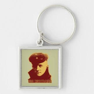 Manfred Von Richthofen - color Keychain