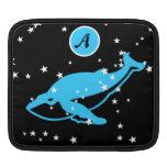 manga azul del ipad de la ballena del espacio mangas de iPad