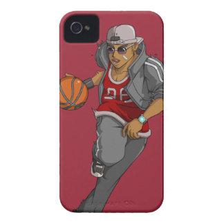 Manga Basketball player Case-Mate iPhone 4 Case