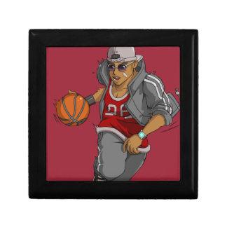 Manga Basketball player Keepsake Box