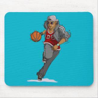 Manga Basketball player Mouse Pad