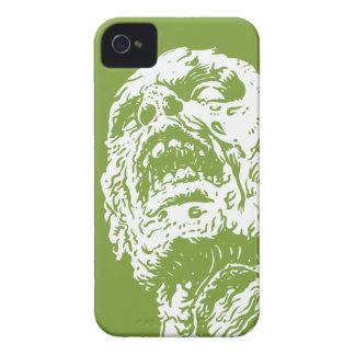 Manga blanca de la cubierta 4s del iPhone 4 del Case-Mate iPhone 4 Cárcasa