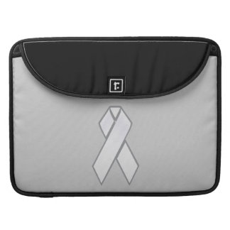Manga blanca del ordenador portátil de la cinta fundas macbook pro