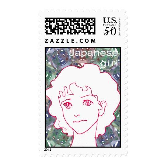 MANGA boy YOKOHAMA Postage