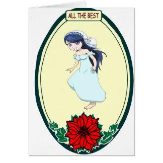 Manga Bride, ALl the best Card