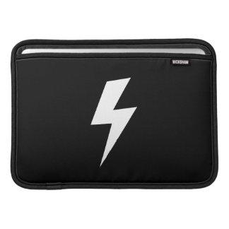 Manga de aire de alto voltaje de MacBook del picto Fundas MacBook