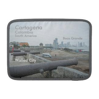 Manga de aire de Cartagena MacBook Fundas MacBook