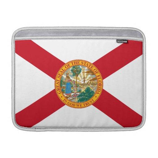 Manga de aire de la Florida Macbook Fundas MacBook