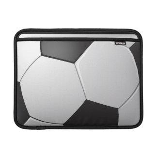 Manga de aire de MacBook - balón de fútbol Funda MacBook