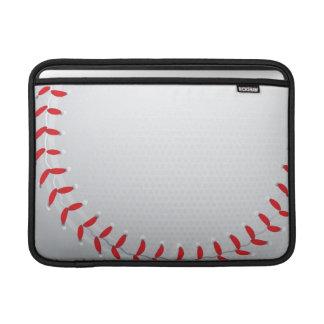 Manga de aire de MacBook - béisbol Funda Macbook Air