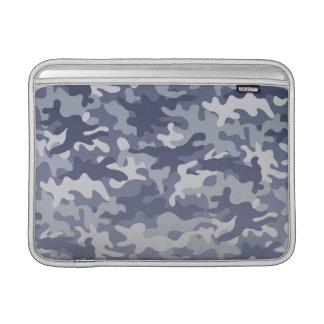 Manga de aire de MacBook - camuflaje - ártico Funda Macbook Air