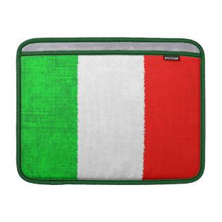 Manga de aire de MacBook de la BANDERA de ITALIA Funda Para Macbook Air