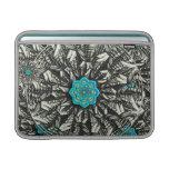 manga de aire de Macbook de la mandala de 3D Lotus Funda Para Macbook Air
