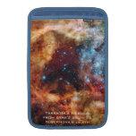 Manga de aire de MacBook de la nebulosa del Tarant Funda Macbook Air