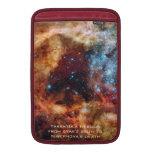 Manga de aire de MacBook de la nebulosa del Tarant Funda MacBook