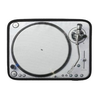 Manga de aire de MacBook de la placa giratoria de  Funda Macbook Air
