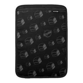 Manga de aire de MacBook de las hamburguesas de Kr Fundas Para Macbook Air