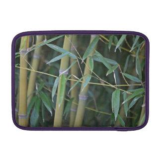 Manga de aire de MacBook del carrito /Bamboo Funda MacBook