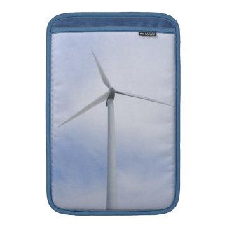 Manga de aire de MacBook del ~ de la turbina de vi Fundas MacBook