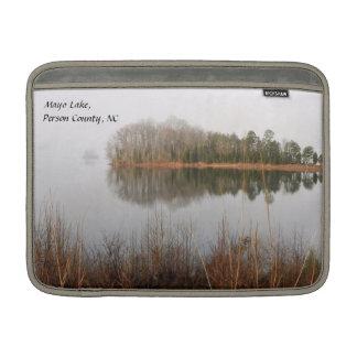 Manga de aire de MacBook del lago mayo Funda MacBook