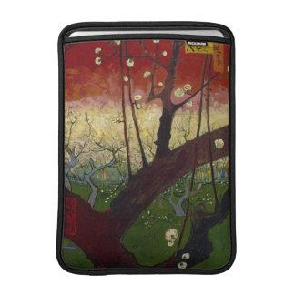 Manga de aire floreciente de Macbook del árbol de  Funda Macbook Air