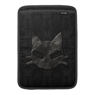 Manga de aire gótica de MacBook del mún negro del Funda Para Macbook Air