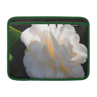 Manga de aire ligera de MacBook de la magnolia Fundas MacBook