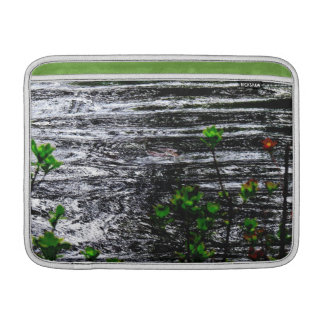 Manga de aire mística de MacBook de la laguna Funda Macbook Air