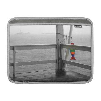 Manga de aire oceánica de niebla de MacBook de la  Fundas MacBook