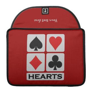 Manga de encargo de HeartsPlayer MacBook Funda Para Macbook Pro