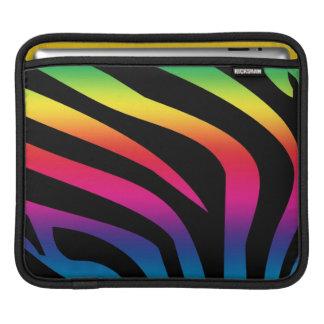Manga de encargo del iPad del carrito del estampad Funda Para iPads