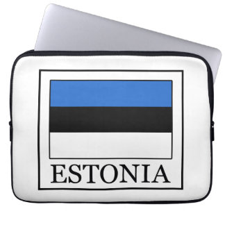 Manga de Estonia Funda Ordendadores