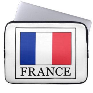 Manga de Francia Funda Computadora