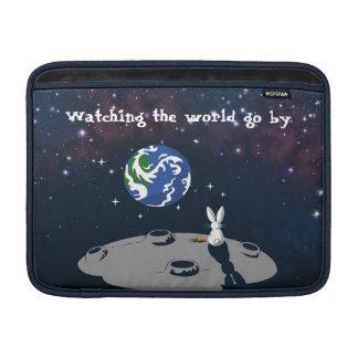 Manga de MacBook 13 - mirando el mundo pase Fundas Macbook Air