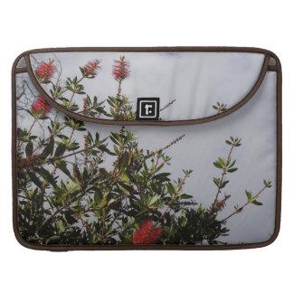 Manga de MacBook del carrito con diseño floral de Funda Macbook Pro