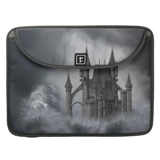 Manga de Macbook del castillo oscuro favorable Funda Para Macbook Pro