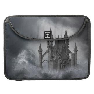 Manga de Macbook del castillo oscuro favorable Funda Para Macbook Pro