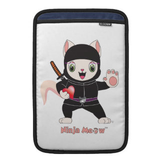 Manga de Ninja MEOW™ Macbook Fundas Para Macbook Air