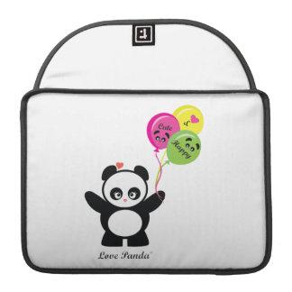 Manga de Panda® Macbook del amor favorable Funda Macbook Pro