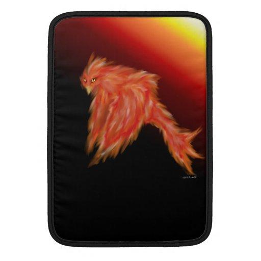 Manga de Phoenix Firebird MacBook Funda Macbook Air