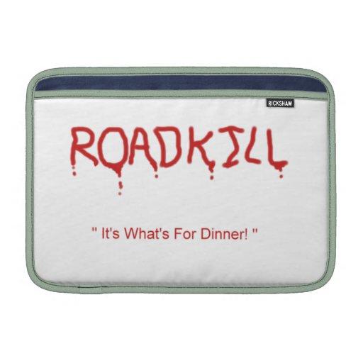 Manga de Roadkill Macbook Fundas MacBook