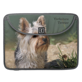 Manga de Yorkshire Terrier MacBook Pro Fundas Para Macbook Pro