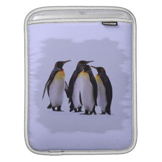 Manga del carrito de cuatro pingüinos mangas de iPad